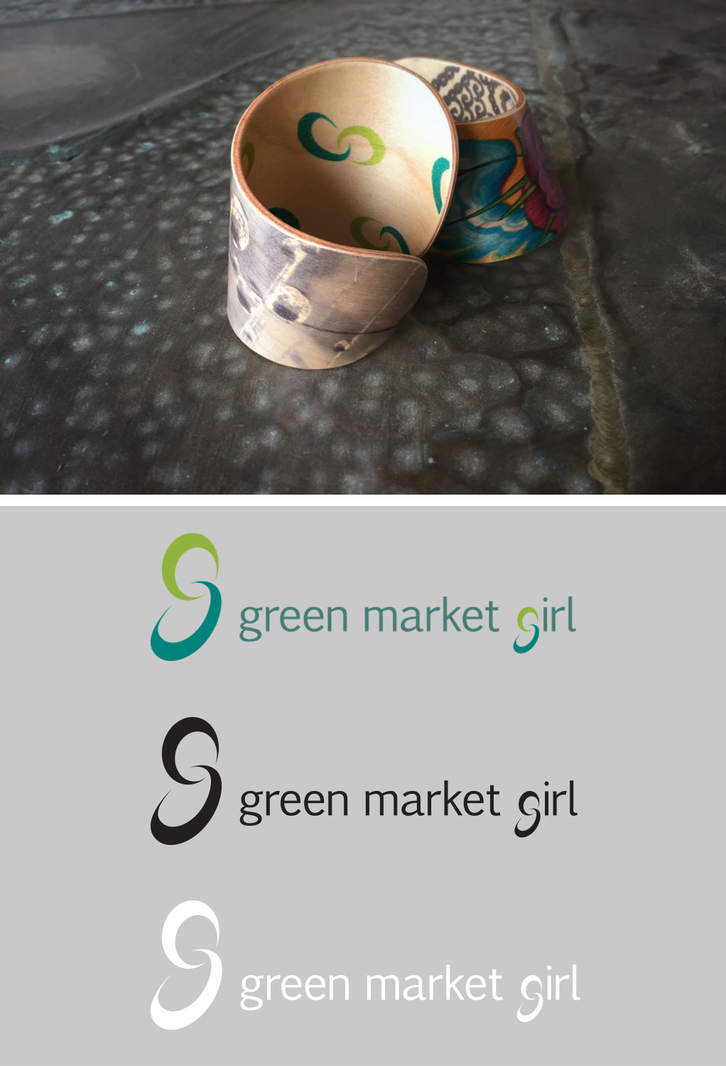 Green Market Girl