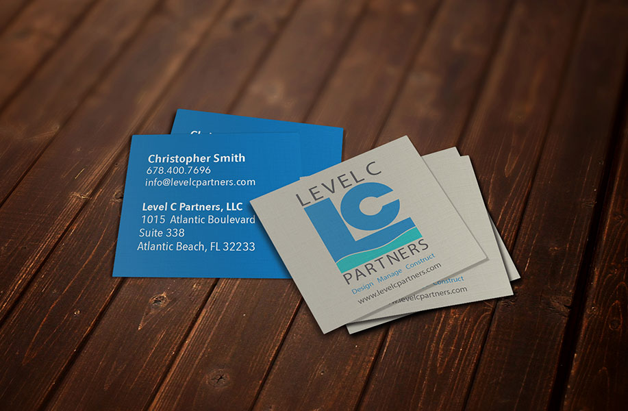 Level C Business Card
